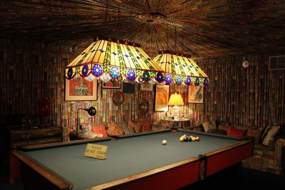 Graceland Pool Room