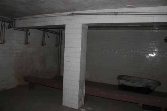 Frontier Prison Shower Room